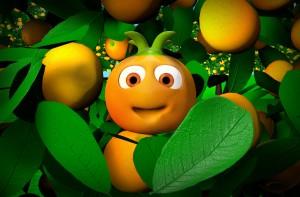 Ole the Orange have big dreams